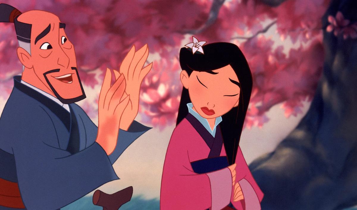在董事長王中元帶領下,宏廣曾為眾多美國動畫片代工,《花木蘭》就是其中之一,可惜後來已倒閉。(翻攝自網路)
