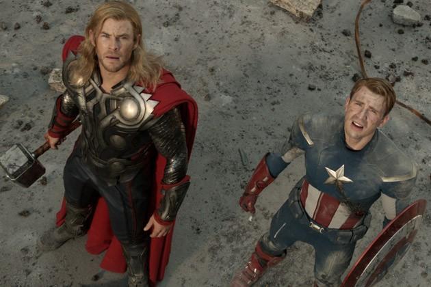 兩大超級英雄雷神索爾、美國隊長各自的電影當中,都早就提及奇異博士即將登場。(博偉電影提供)