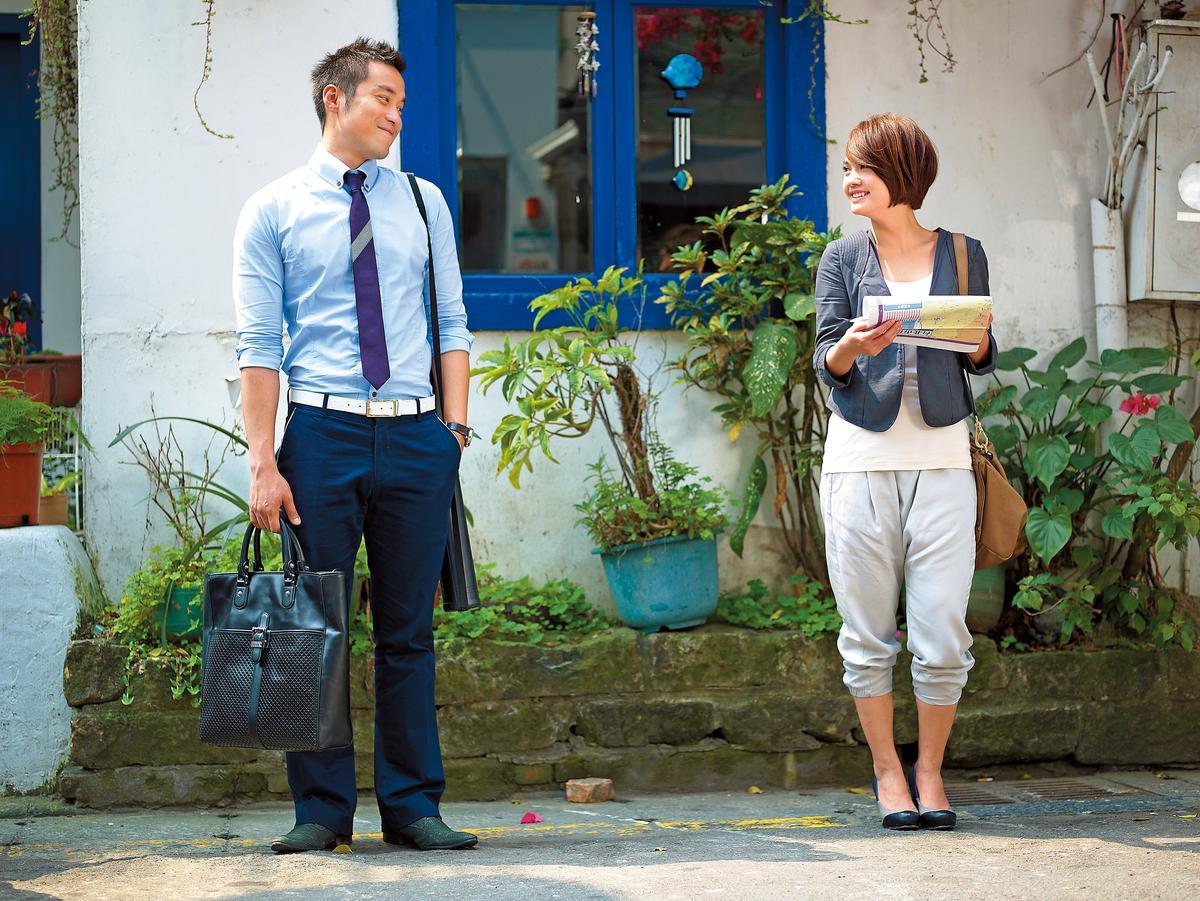 由楊丞琳、張孝全主演的《醉後決定愛上你》,結合台灣巷弄文化,收視率很亮眼。