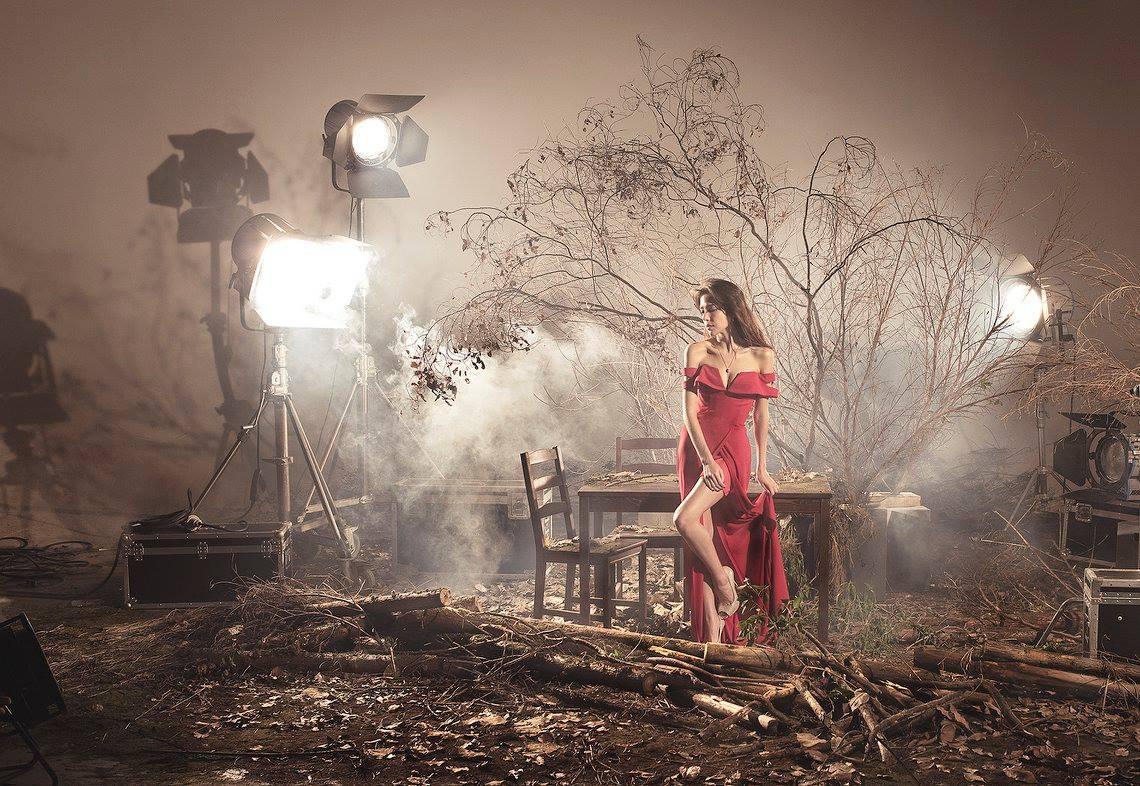 把冷靜、驚懼情緒轉換表現得自然流暢,許瑋甯在《紅衣小女孩》中演技大爆發,獲得評審青睞入圍影后。(金馬執委會提供)
