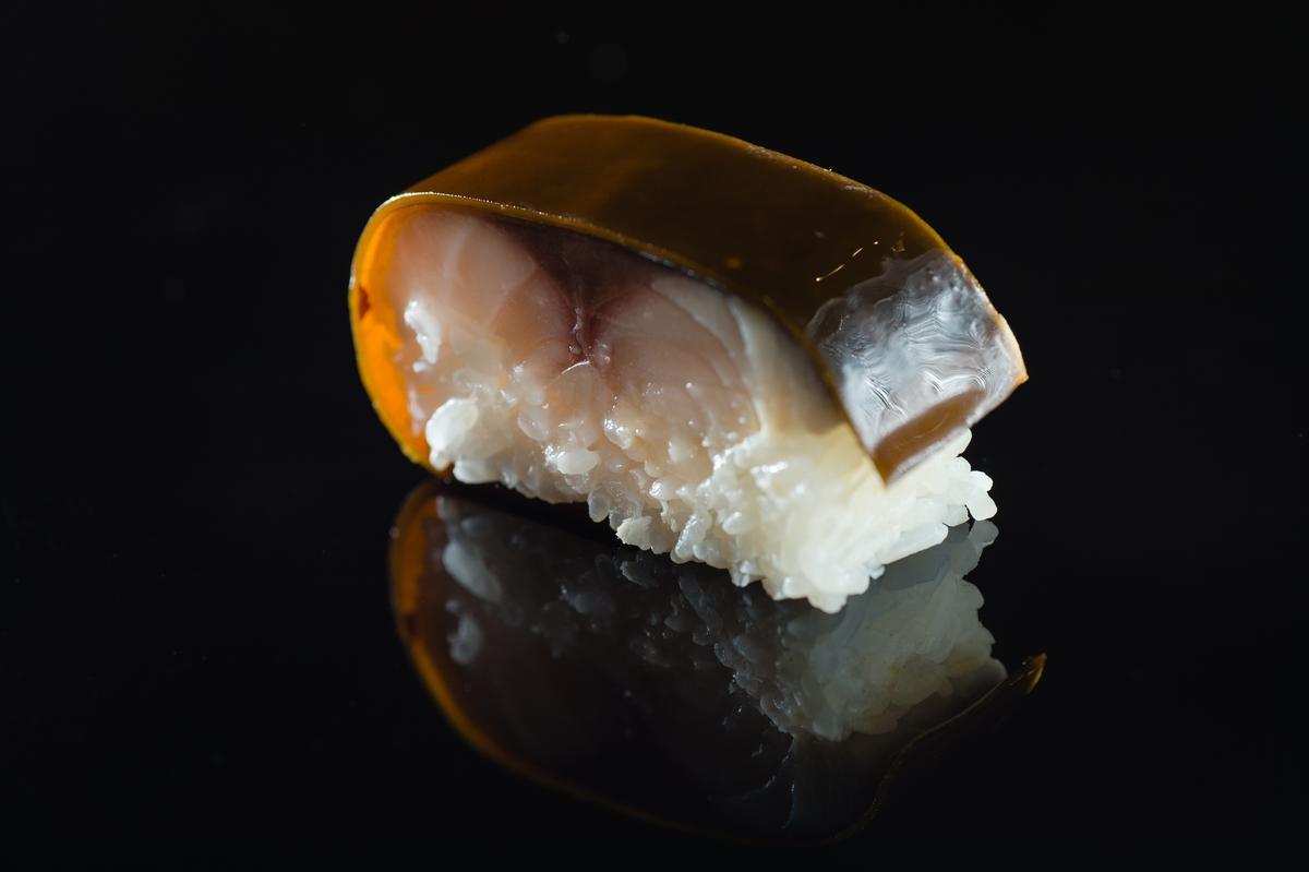 松前壽司(午間套餐1,500元)