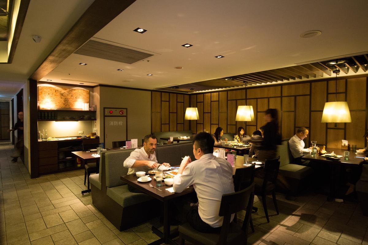 「香茅廚」的道地泰菜,擁有固定食客。