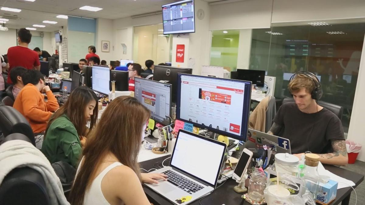 2014年「ShopBack」成立,網羅世界各國員工,兩年來在東南亞做到47億台幣,累積110萬用戶。