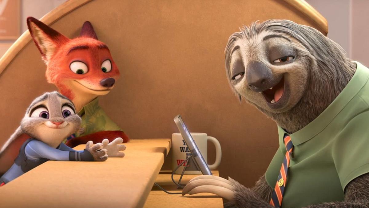 迪士尼的動畫片一向有好口碑,《動物方城市》可愛的畫風相當討喜,還藏了各種致敬哏,是部大人小孩都喜愛的動畫。