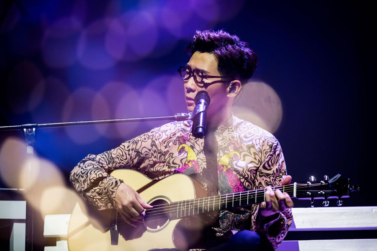 睽違北京十年,品冠平安夜回歸北京舉辦個人演唱會。