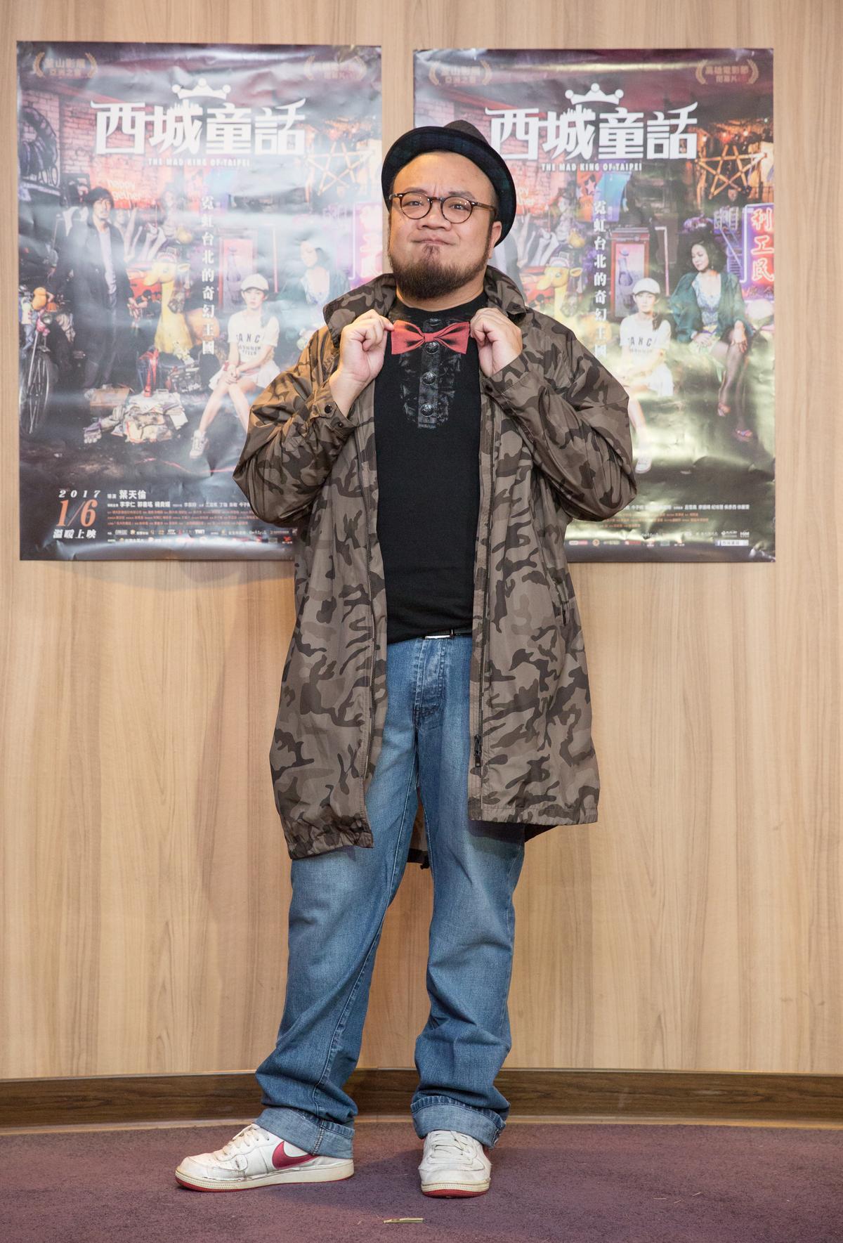 《西城童話》由葉天倫執導,將在1月6日上映。