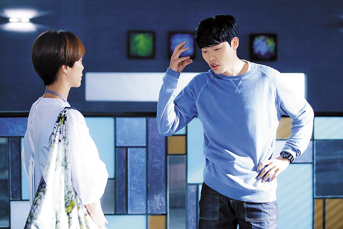 《好運羅曼史》 /國家:南韓/演員:柳俊烈、黃正