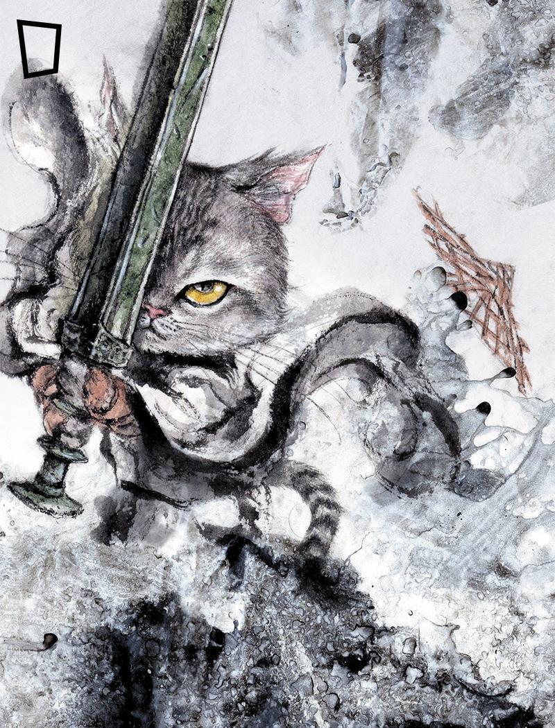 《貓劍客》/葉羽桐/看見國:中國