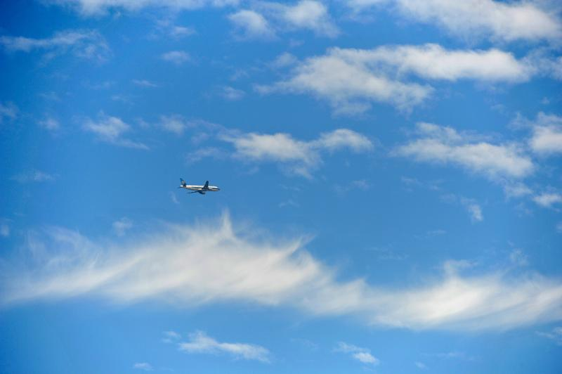 NASA去年一項實驗,在部分高空地帶測得兩倍輻射值