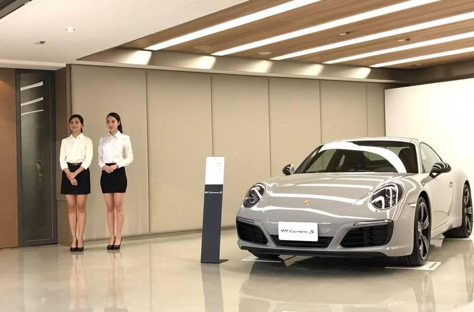 從明年1月開始,德國保時捷原廠將來台灣設立分公司。