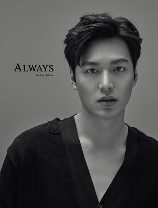 李敏鎬藉出道10週年之際,公開自己的創作曲「Always」。
