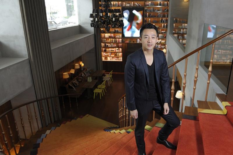 汪小菲為待在家人身邊,決定深耕台灣,以大S之名將飯店取名「S hotel」,對他而言飯店像家一樣溫馨,是有溫度的