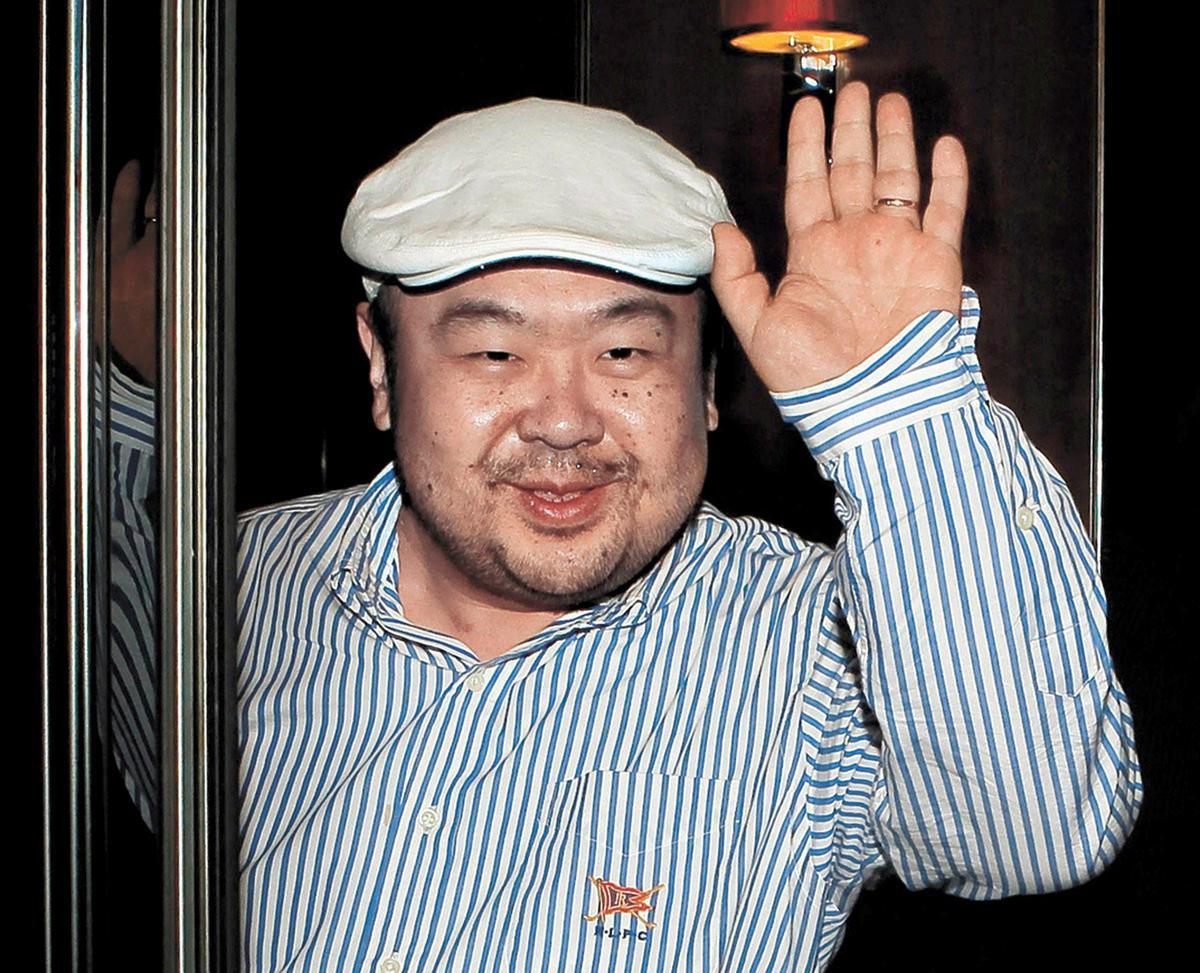 旅居海外的金正男,多年來遠離北韓政治核心。(達志影像)