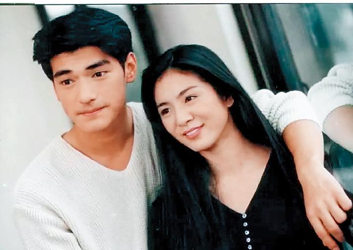1995年起,金城武(左) 跟楊采妮(右)連續合作3部片,傳戲裡談情談到戲外,但最後不了了之。