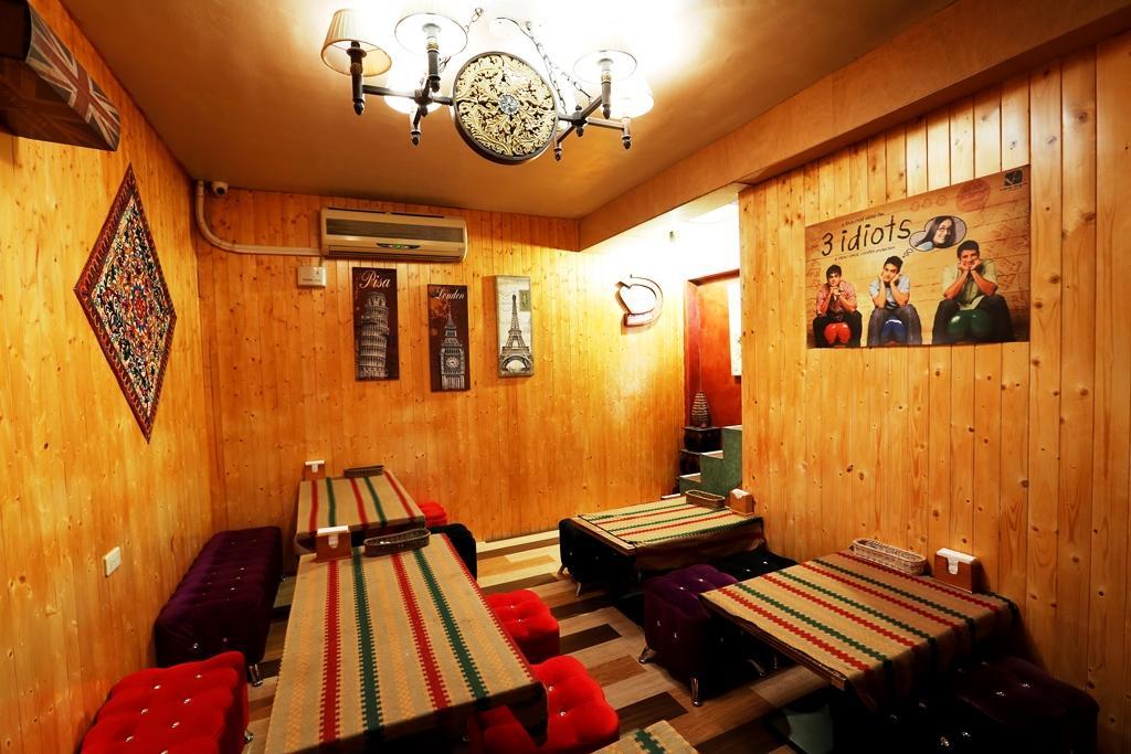 地下一樓也有用餐座位,開放客人包場。