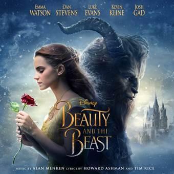 《美女與野獸》真人版電影原聲帶有兩位天后獻聲,更添看頭。(環球提供)