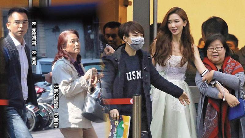 1月19日,林志玲結束浪琴表的活動後,就直奔回家,之後再也沒出門,最近林志玲的身形暴瘦,讀者爆料,因為林母吳慈美病情加劇,導致她心力交瘁。