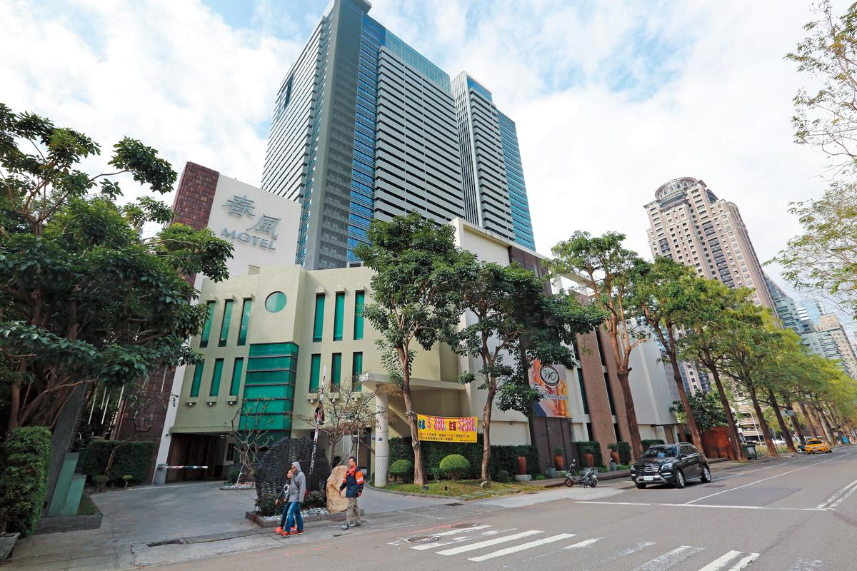 豐邑市政都心廣場大樓。