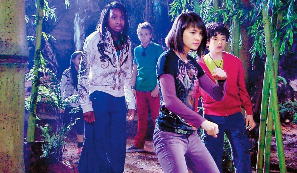 17歲時,潔西卡已在《Spirit Warriors》挑大梁,成為英國電視影集史上第一個亞裔女主角。
