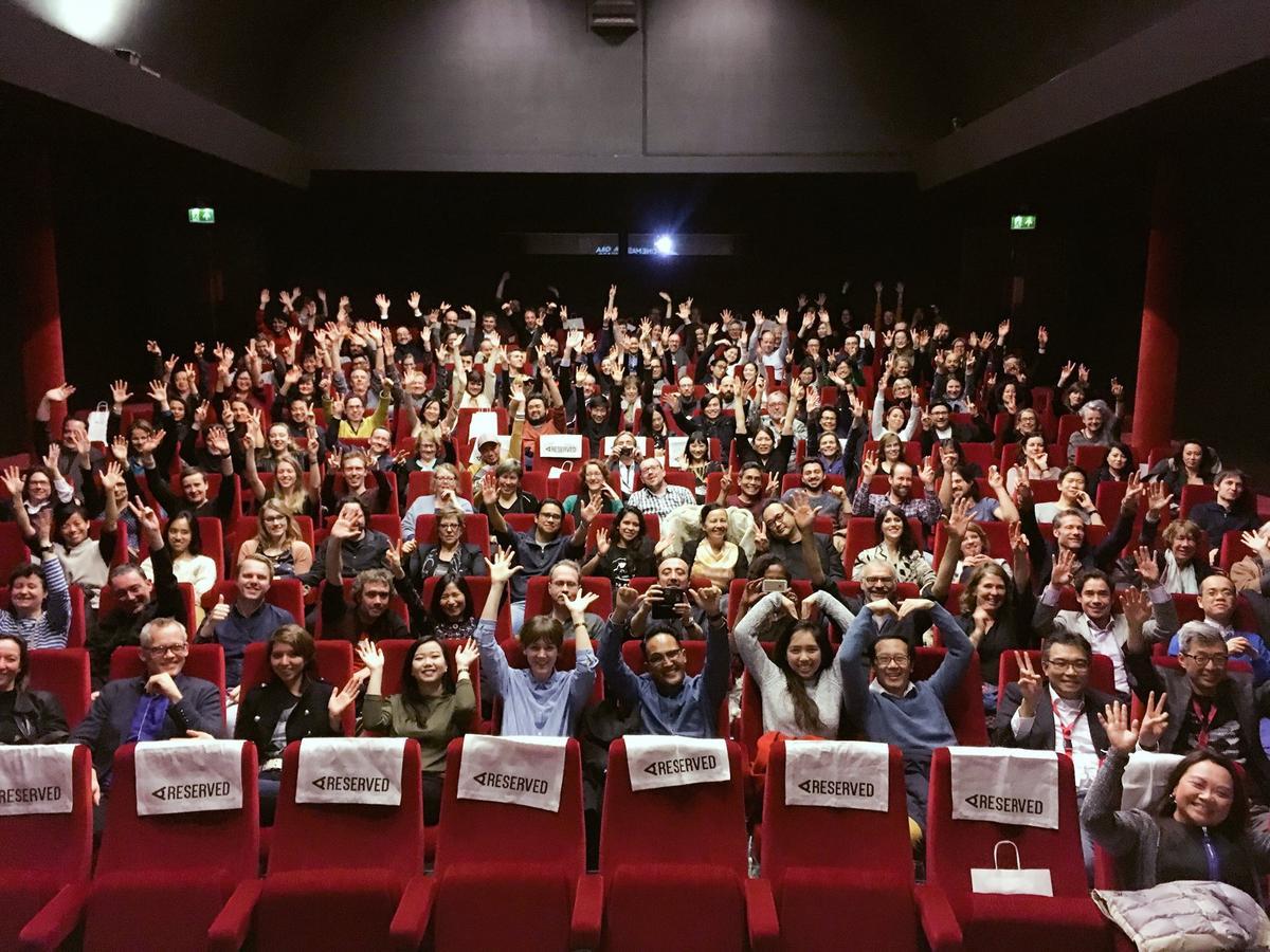 《一念無明》被選為本屆CinemAsia亞洲電影節開幕電影,觀眾迴響熱烈。