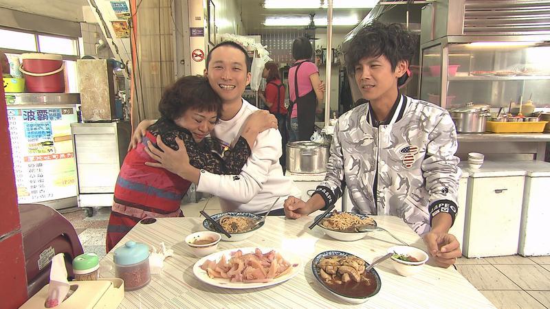 浩子即將離開《食尚玩家》阿翔為他企劃特輯。(TVBS提供)