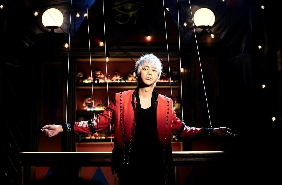 〈金都男〉音域高又難唱,信發下豪語要在5月20日小巨蛋演唱會上首唱。