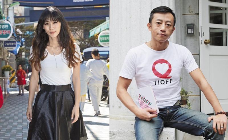 吳可熙(左)由於拍攝《再見瓦城》在台灣打出知名度,但其實她早已在國際間斬獲不少獎項。楊雅喆(右)執導《女朋友男朋友》擁有高票房,目前正在拍攝新片《修羅花》。翻攝自文化部網站