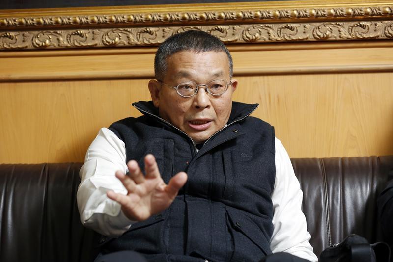 民視常務董事陳清福指出,他們並沒有與蔡政府有接觸。