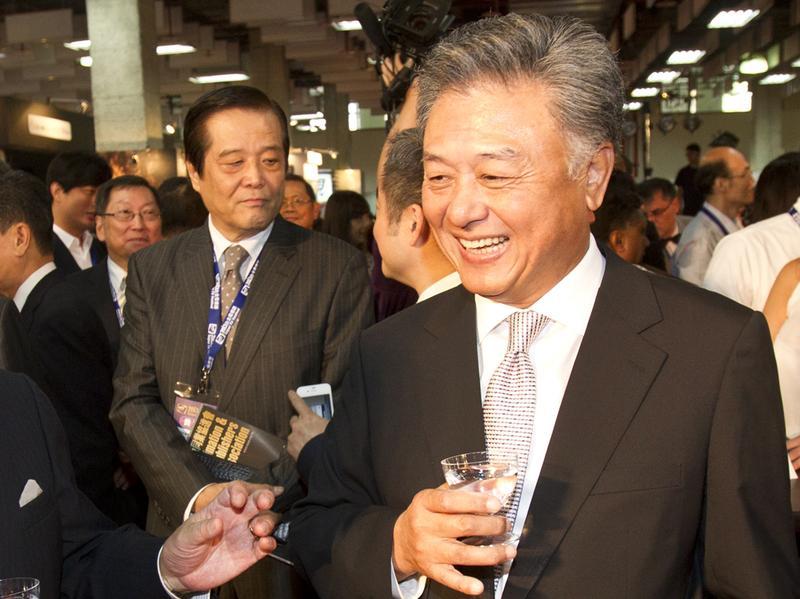 陳剛信(前)繼去年5月辭去民視總經理職位後,如今又閃辭副董事長。(中央社)