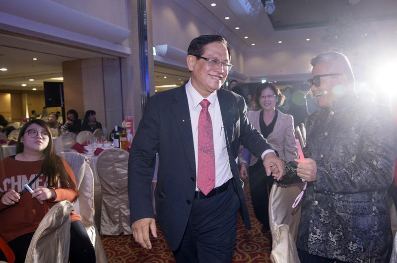 民視董事長郭倍宏目前四面楚歌,沒有陳剛信的團隊,未來員工向心力令人擔憂。