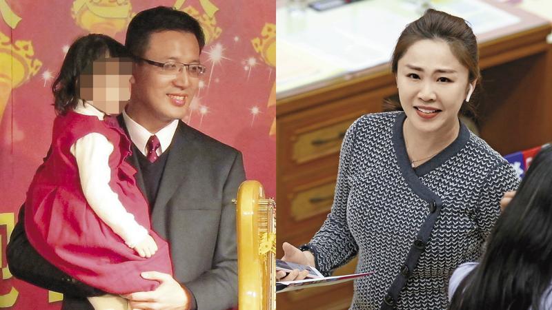 李婉鈺擁有博士學位,問政強悍、犀利,是新北市的明星議員。