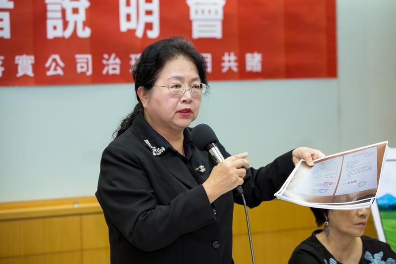 在陳錦旋律師協助下,大同公司派幾乎已提前取得勝利。