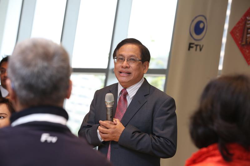 一直追求政治改革的民視董事長郭倍宏,近日提出「2019年獨立建國」