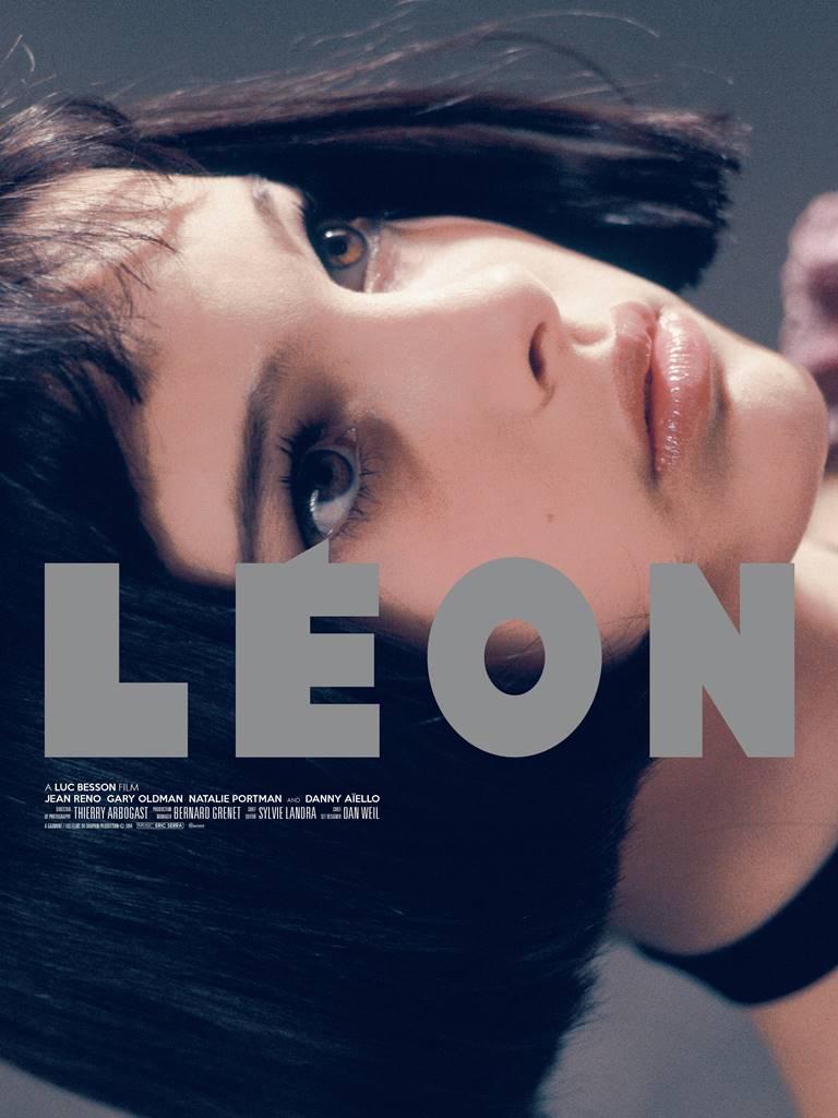 《終極追殺令》針對年輕觀眾更熟悉的女主角娜塔莉波曼,製作美少女版海報,限量發行只送不賣。(南強影視提供)
