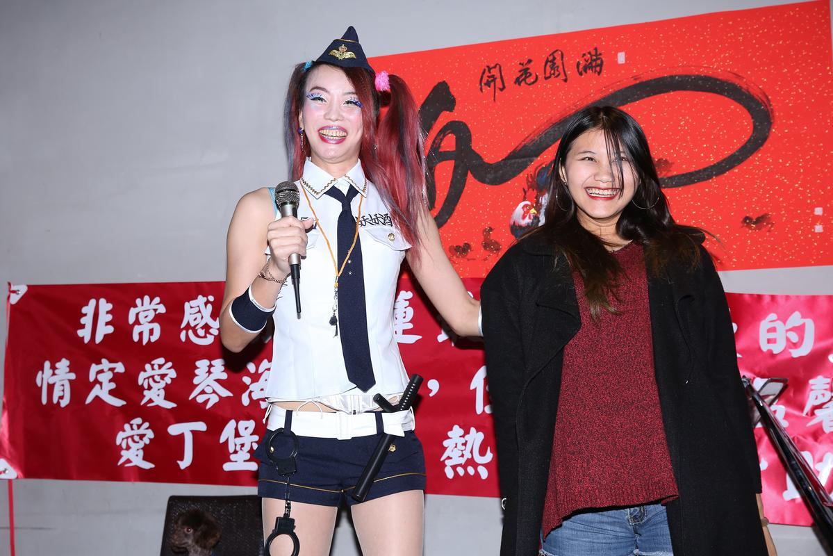 參賽者使出渾身解數表演,只為求在法拉利姊MV中演出。