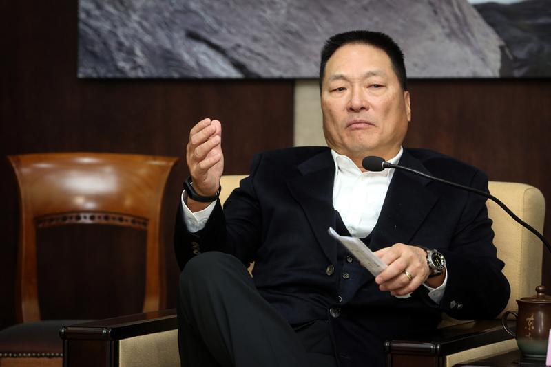 對了不讓台數科拿下東森電視,東森集團總裁王令麟近期不斷出招。
