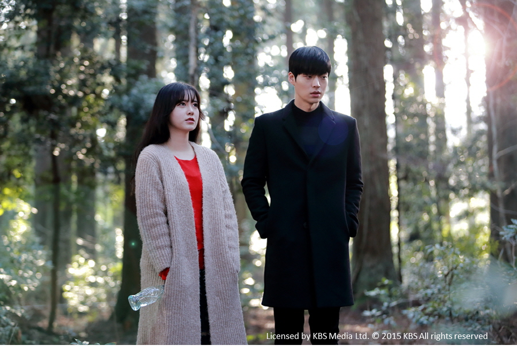 《吸血鬼醫生》讓安宰賢與具惠善秘戀又閃婚,希望具惠善身體早日康復。(網路圖片)