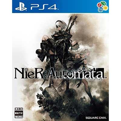 《尼爾:自動人形》PS4繁體中文版將於4月27日發行。