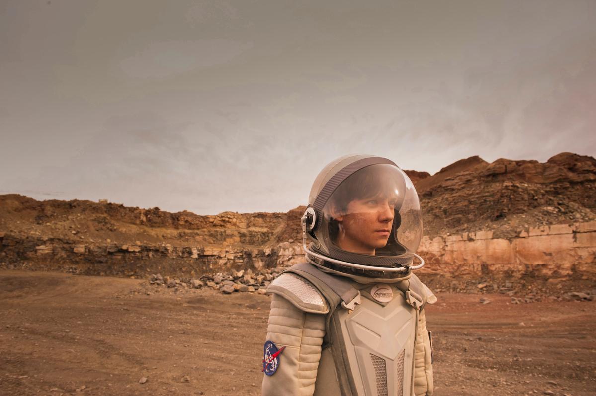 《愛上火星男孩》。威望國際提供
