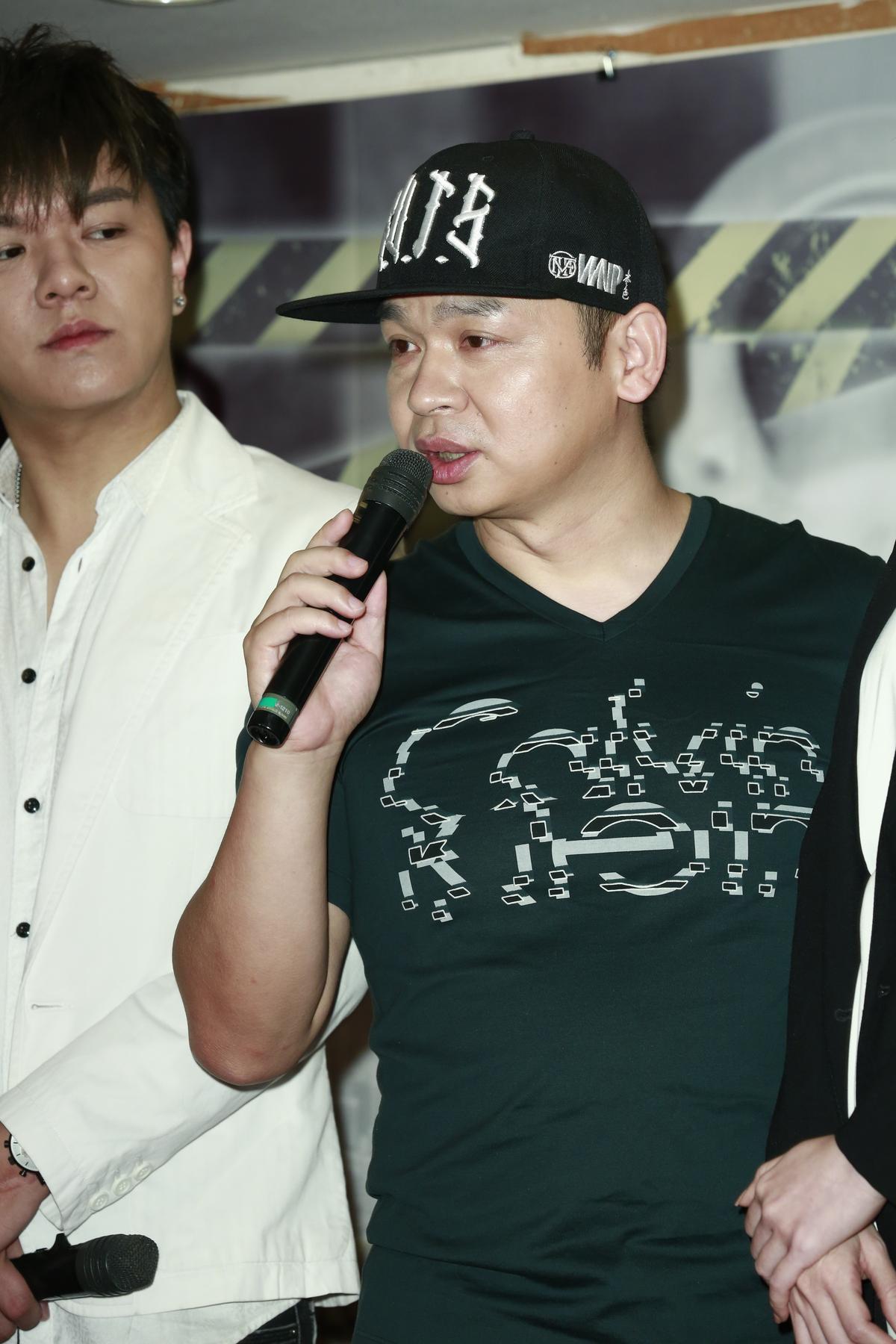 導演魯宗岳宣稱為了保護扮李宗瑞的演員,所以沒讓他出席記者會。
