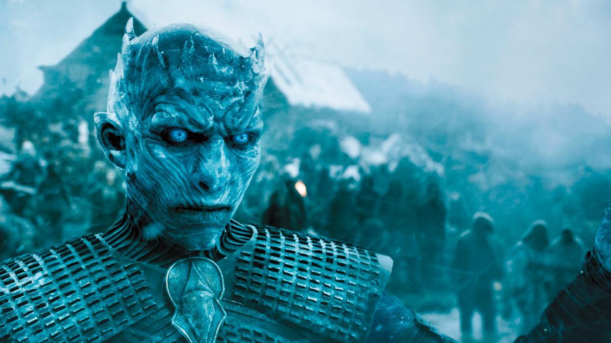異鬼在《冰與火之歌:權力遊戲》中是維斯特洛大陸之外的潛在危機,擁有強大的法力,虎視眈眈想進攻王國。