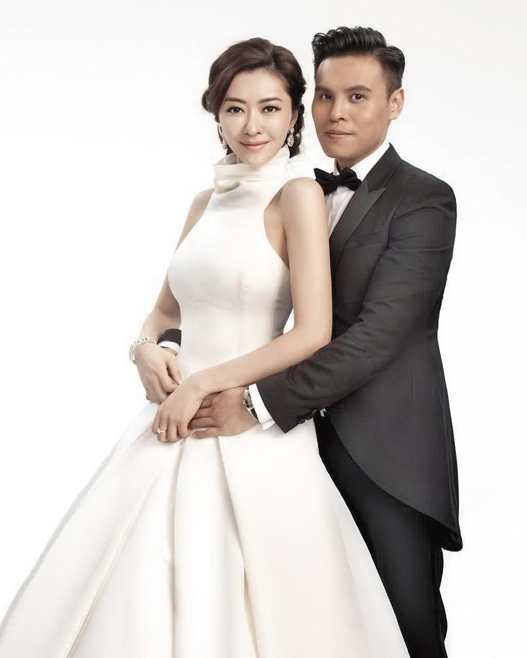 36歲的熊黛林前年10月下嫁郭可盈胞弟、家族坐擁百億資產的郭可頌,更揚言雞年會努力做人。(東方IC)