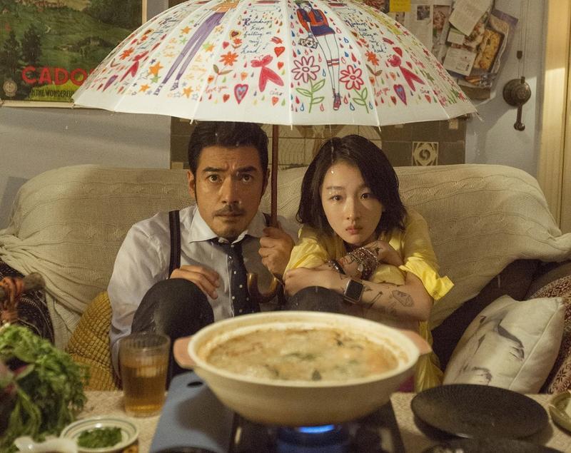 周冬雨及金城武4月底將來台宣傳新片《喜歡你》。