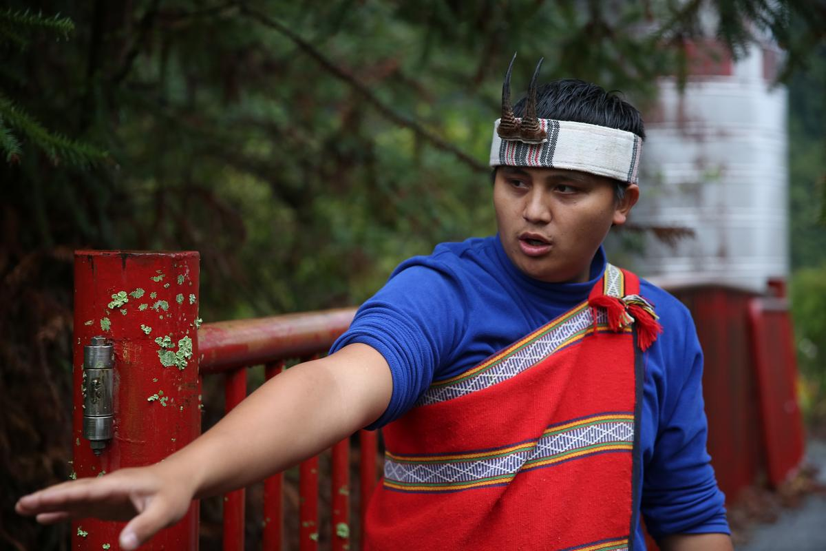 部落導覽,認識瑞岩的歷史。