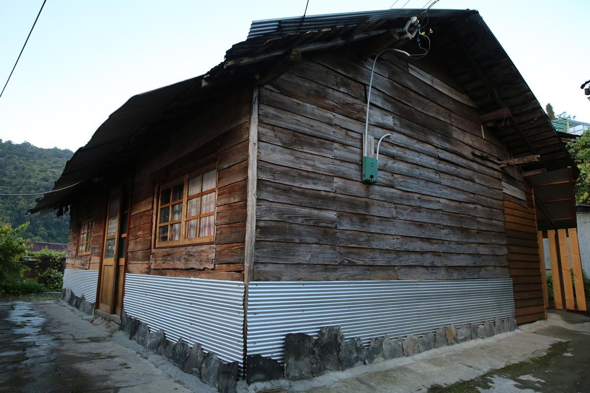 部落房舍外觀仍保持日治時期的樣貌。