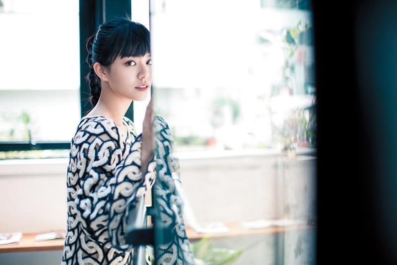 現在大家只看到宋芸樺的某一面,覺得她就是無憂無慮,其實她一直在尋找其他的挑戰。