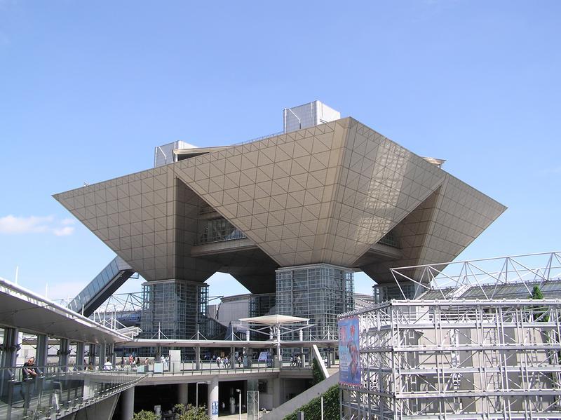 因應奧運,地狹的東京許多場館被規劃成比賽會場,包含每年定期舉辦Comiket的東京國際展覽中心。