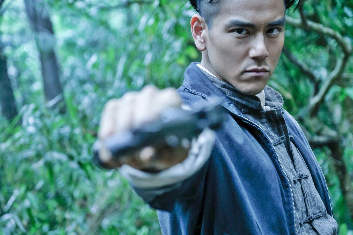 由於劉黑仔是神槍手,片中彭于晏有許多開槍特寫鏡頭,他為此特製一副道具指甲,以免觀眾出戲。