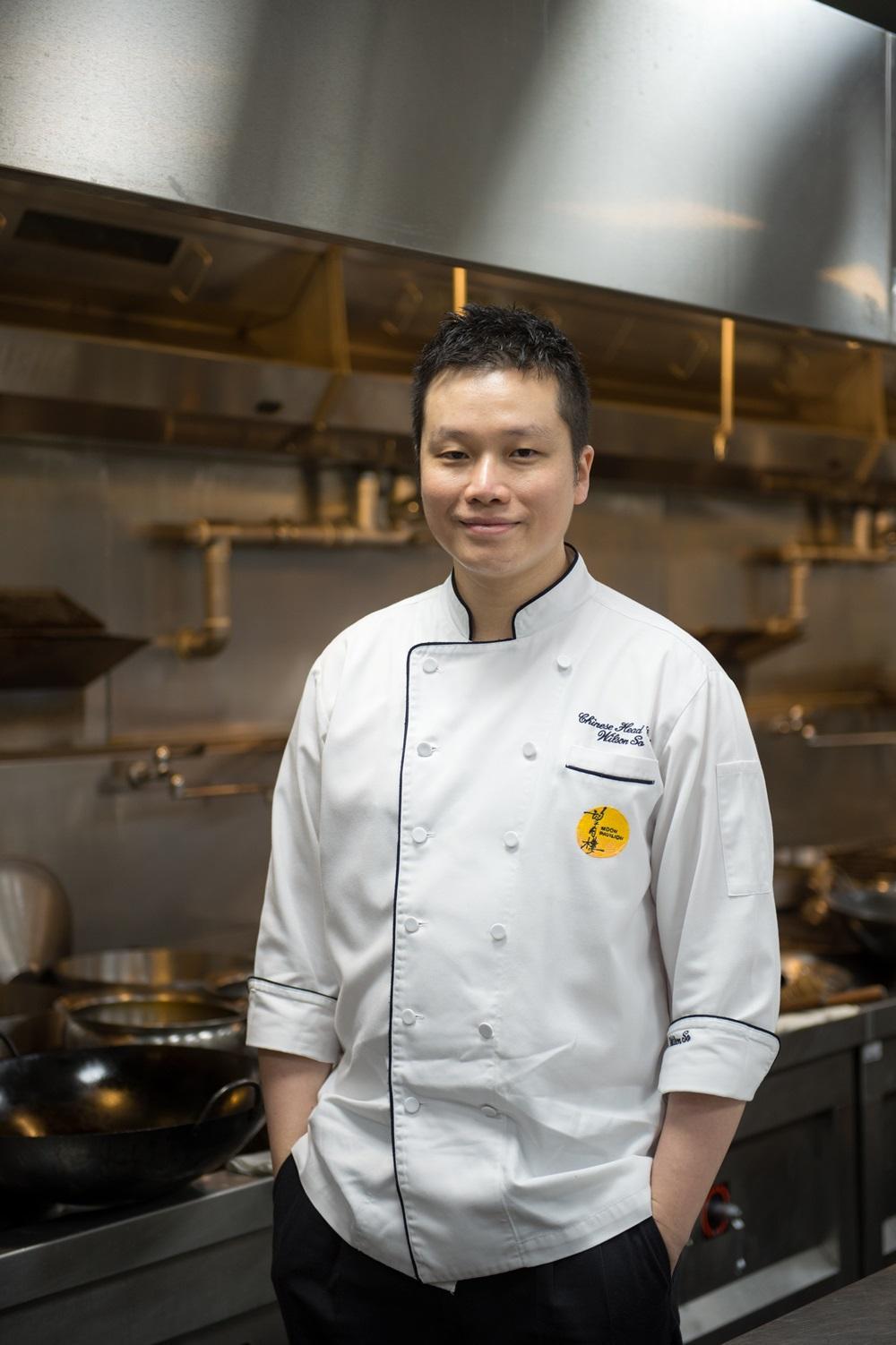 主廚蘇權暉雖年僅36歲,但粵菜及點心功力皆一流。