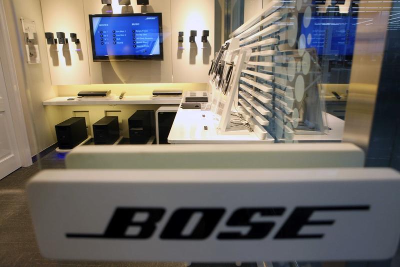 Bose在芝加哥聯邦法院被消費者提起訴訟,指控其耳機產品暗中蒐集個資。(東方IC)
